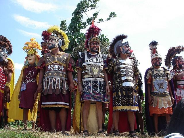 Moriones Festival, Marinduque, Philippines.
