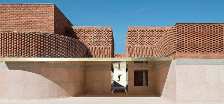 Votre visite - Musée Yves Saint Laurent - Marrakech en ...