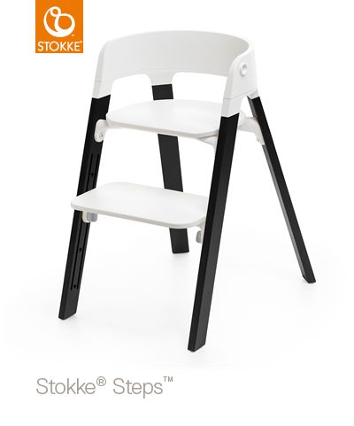 Wózki dla dzieci, Foteliki dziecięce, Sklep artykuły dla niemowląt, 4KIDS » KRZESEŁKO STOKKE® STEPS™ oak black