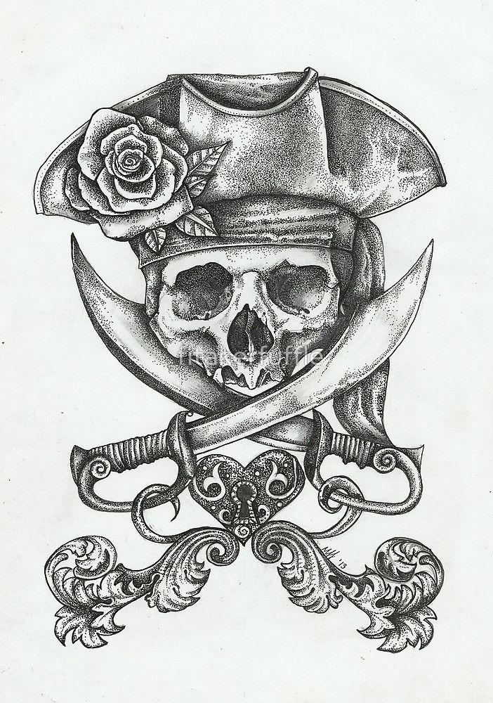 Crane de pirate