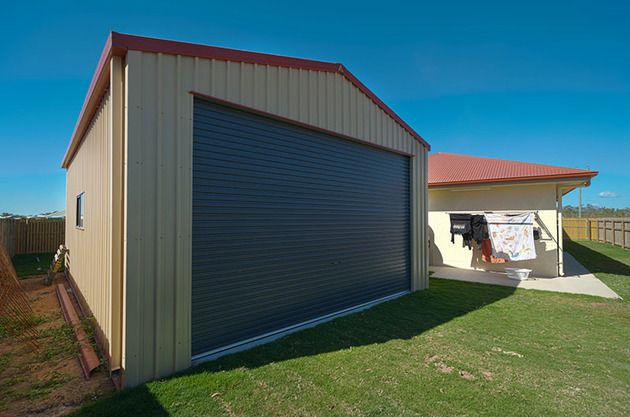 Build stylish sheds in Charters Towers. We design it as per your needs.