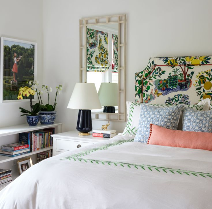 Pin By Jmn On Pb Guest Room In 2020 Floral Bedroom Room