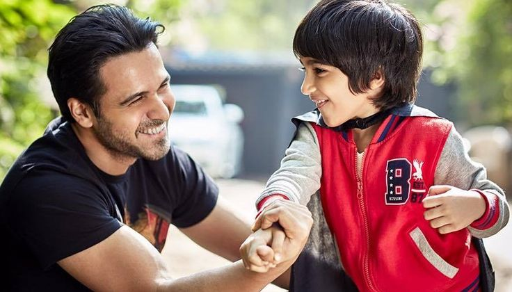 "Actor Emraan Hashmi, who has penned his struggle around his son Ayan's cancer treatment in a book titled ""The Kiss of Life: How A Superhero and My Son Defeated Cancer"","