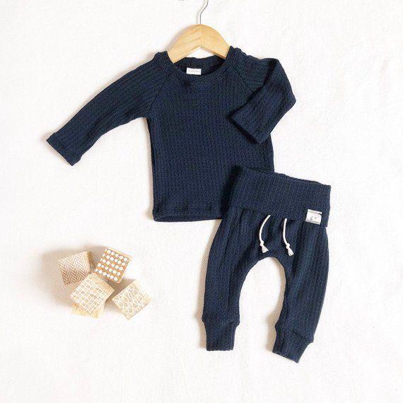 Baby Clothing Navy Baby Cardigan Free Shipping Navy Cardigan Waffle Knit Cardigan Waffle Knit