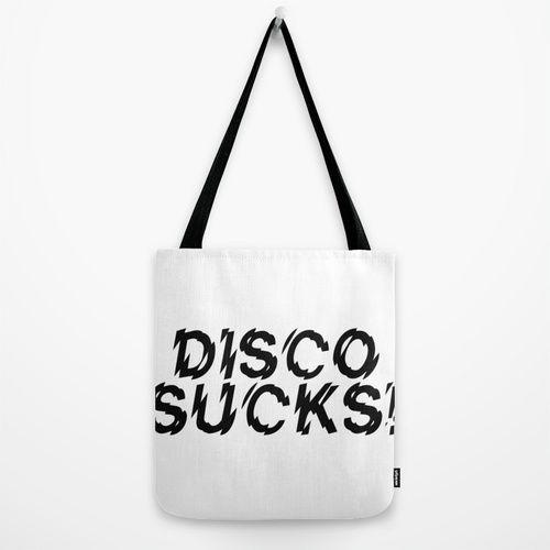 Bolsa Disco Demolition Night Bolsa por dividus | Society6
