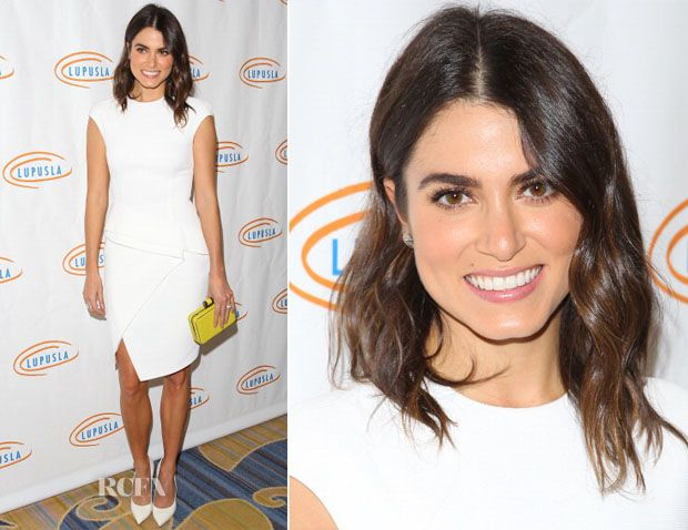 Nikki Reed In Camilla and Marc – 11th Annual Lupus LA Hollywood Bag Ladies Luncheon