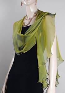 Cashmere Silk Scarf - Lucy pinks, rep by VIDA VIDA