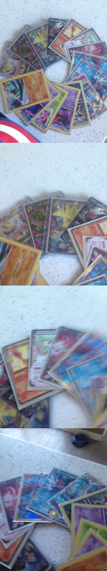 Yu-Gi-Oh Mixed Card Lots 49209: Pokémon Cards- 10 Ultra Rares + 5 Free Holos -> BUY IT NOW ONLY: $50 on eBay!