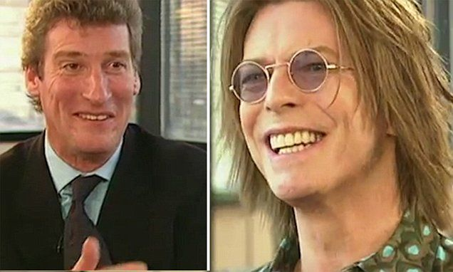 Is it Bowie 'like showy' or Bowie like wowee?