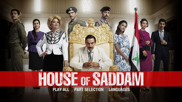 House of Saddam. Fantastic show about a terrifying family and an old neighbor of mine.