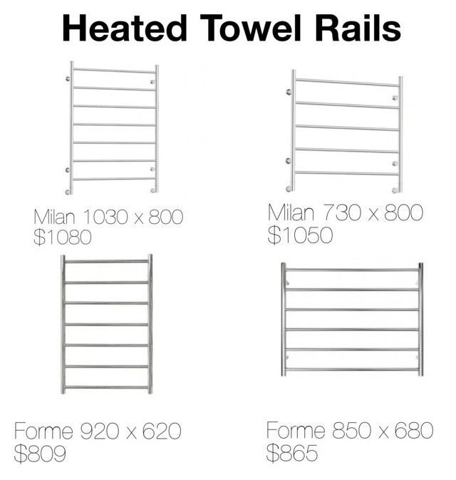 """""""Heated Towel Rails"""" by insideout1 on Polyvore featuring interior, interiors, interior design, home, home decor and interior decorating"""