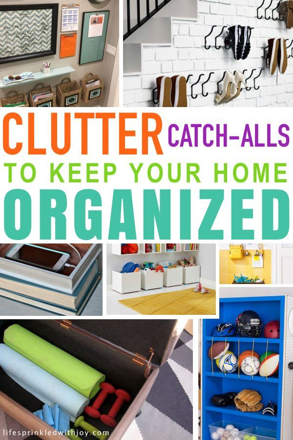 The Best Catch All Ideas For Staying On Top Of All The Clutter