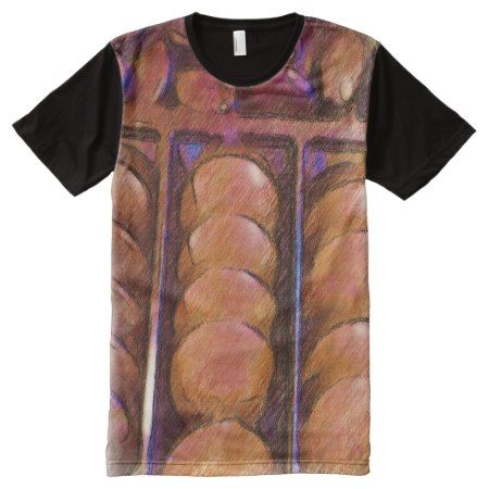 Chocolate All-Over-Print T-Shirt - click to get yours right now!