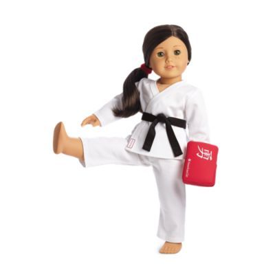Karate Class Set for Dolls | clothingtm | American Girl