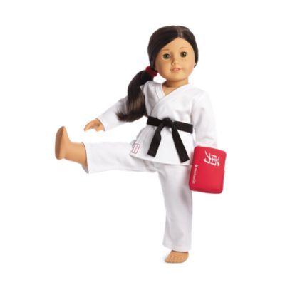 Karate Class Set for Dolls | clothingtm | American Girl