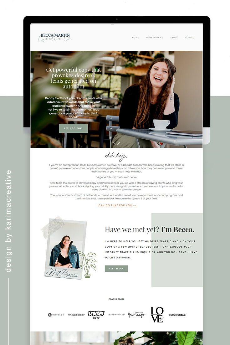 Modern Website Design Inspiration In 2020 Elegant Website Design Modern Website Design Inspiration Website Design Inspiration