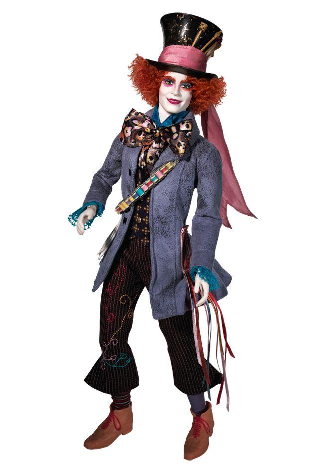 Alice in Wonderland Mad Hatter Doll