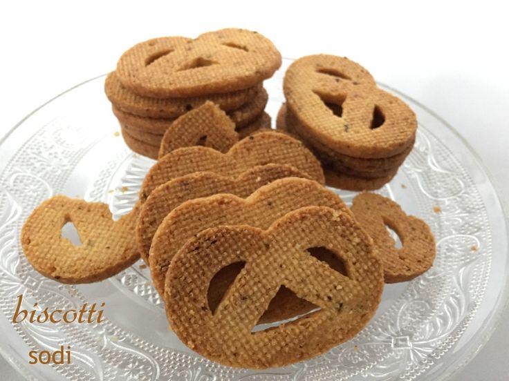 I Dolci di Pinella: Biscotti sodi di Alessandro Servida