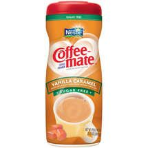Walmart: Nestle Coffee-Mate Vanilla Caramel Sugar Free Powder Coffee Creamer, 10.2 oz