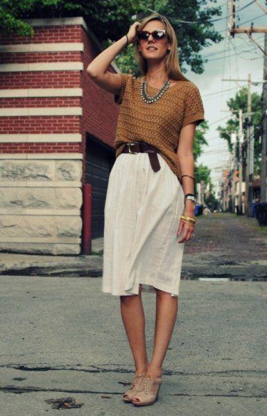 Летняя мода для женщин за 40. ФОТО