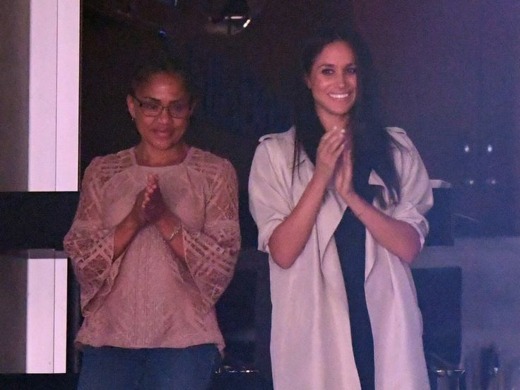 Meet the Parents: Meghan Markle Brings Her Mom Doria to Cheer Prince Harry at the Invictus Games ClosingCeremony
