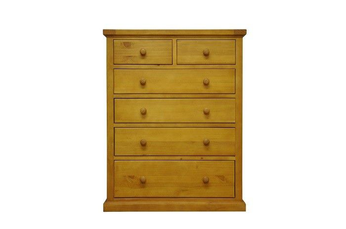 http://www.bonsoni.com/cotswold-waxed-finish-jumbo-two-over-four-chest-of-drawers-by-kaldors  This Jumbo Two over Four Chest of Drawers is beautifully crafted pine bedroom furniture with a traditional edge. With an improved natural wax look finish, this collection features a range of items perfect for smaller bedrooms.    http://www.bonsoni.com/cotswold-waxed-finish-jumbo-two-over-four-chest-of-drawers-by-kaldors