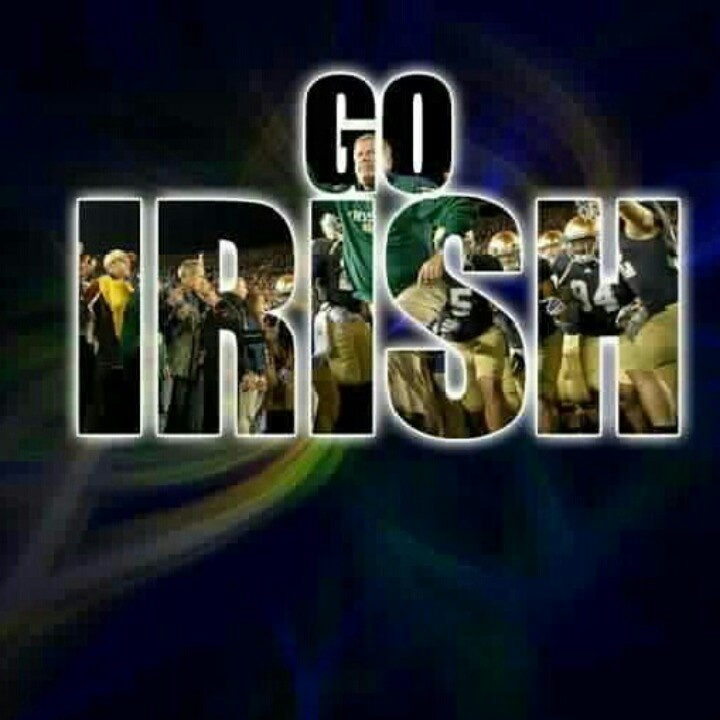 Notre Dame Football Wallpaper: 10 Best Images About I Love The Fighting Irish On