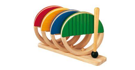Strumenti a percussione http://www.borgione.it/Educazione-musicale/Strumenti-musicali-per-i-piu-piccoli-in-legno/Strumenti-a-percussione/ca_2504.html