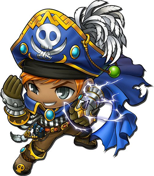 Thunder Breaker - MapleWiki - the free MapleStory database anyone can edit