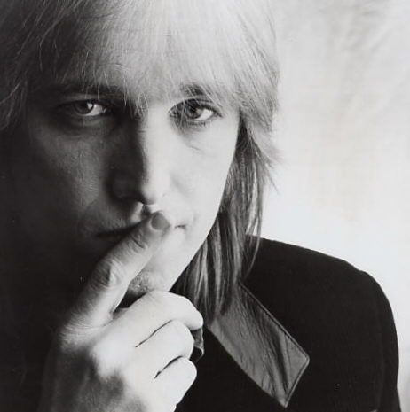 Tom Petty from 1985 during the Southern Accents days.