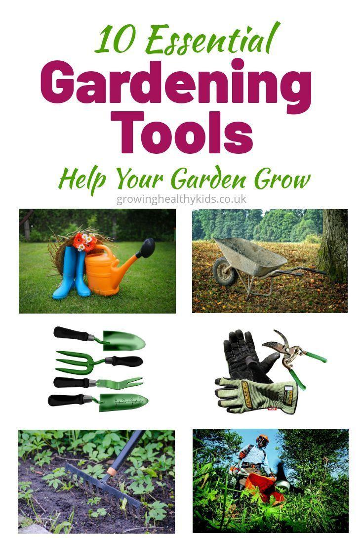 10 Essentials To Include In Your First Garden Tool Set Garden