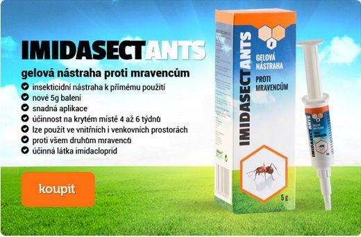 gelová nastraha proti mravencům .o))