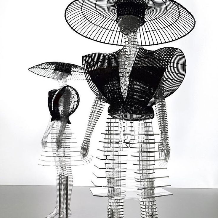 "MIYAKE ISSEY EXHIBITION, Tokyo,Japan, ""The Work of Issey Miyake"", creative by Tokujin Yoshioka, pinned by Ton van der Veer"