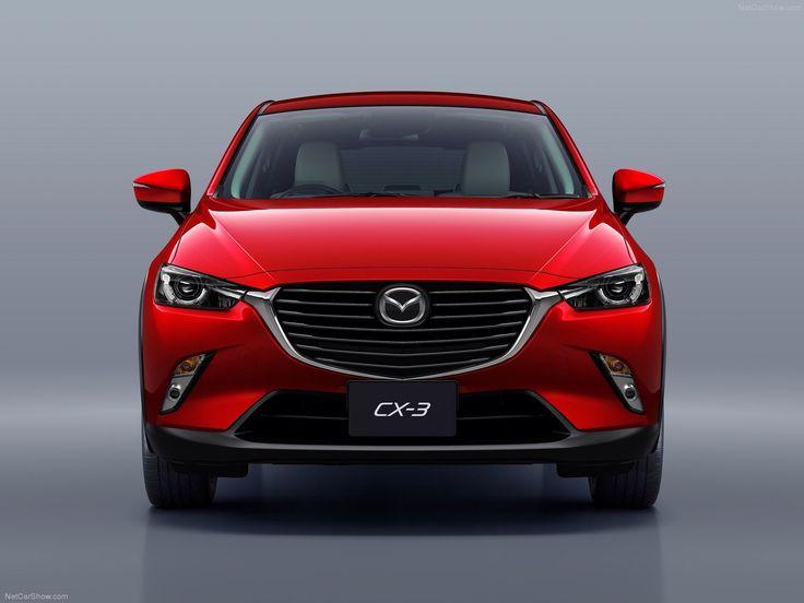 2015 Mazda CX3
