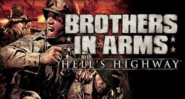 Brothers in Arms Hell's Highway é a terceira versão da franquia Brothers in Arms e se trata de um jogo de tiro em primeira pessoa que se passa na Segunda Guerra Mundial narrando os acontecimentos que ocorreram com a 101ª Divisão Airborne dos Estados Unidos da América. O enredo é marcante e quase cinematográfico, ambientando constantemente o jogador com diálogos e cutscenes que demonstram um pouco da angústia e companheirismo entre os soldados dessa divisão.