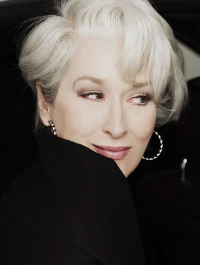 """America doesn't reward people of my age, either in day-to-day life or for their performances.""  Meryl Streep"