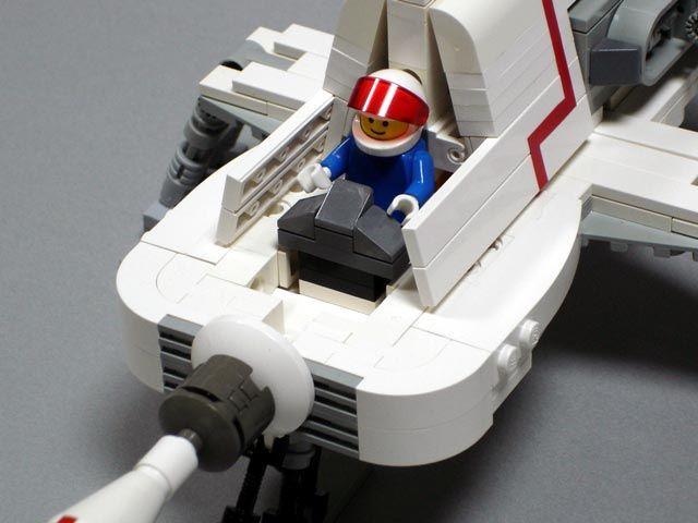 イメージ3 - レゴで、ITC作品メカを増殖中!【Part-II】の画像 - 特撮 プロップス 倉庫 - Yahoo!ブログ