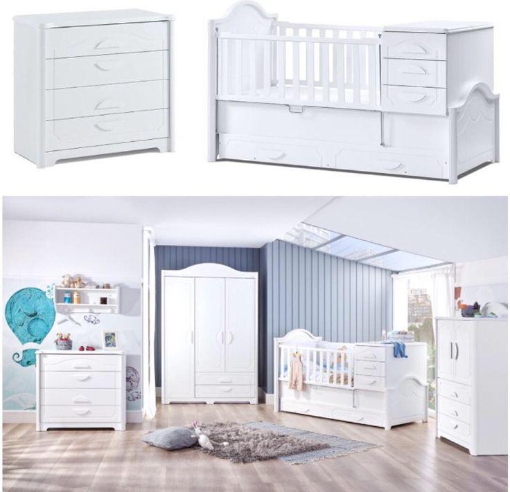 Bebek odası , baby room , bebek mobilyası