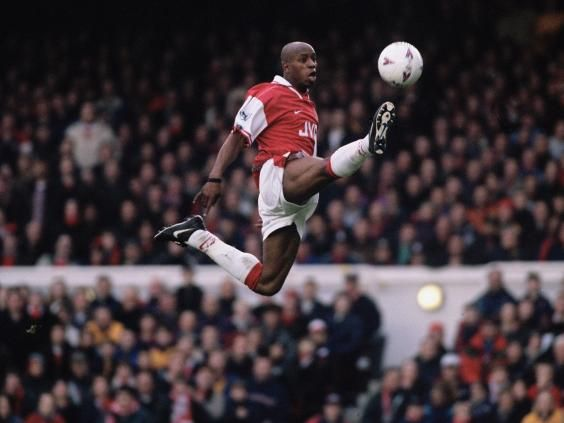 Ian Edward Wright, born 3 November 1963) is an English former professional footballer Wright enjoyed success with London clubs Crystal Palace and Arsenal as a forward, With Arsenal he has lifted the Premier League title, both major domestic trophies, and the European Cup Winners Cup. He played 581 league games, scoring 387 goals for seven clubs in Scotland and England, earning 33 caps for the English national team.
