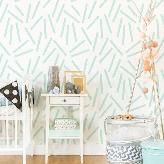 Confetti  Removable Wallpaper Wallpaper Self Adhesive Wallpaper Removable Wall  Stickers