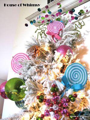 a half christmas tree