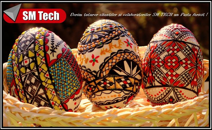 We wish to all SM TECH SRL customers and collaborators a Happy Easter !