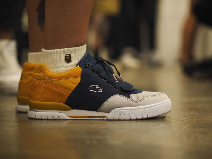 Sneakerfreaker x Lacoste Missouri