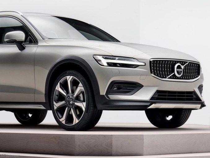 Volvo V60 Cross Country 2019 im eleganten skandinavischen Design – Eugen Schoen