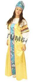 Русский народный костюм напрокат саратов