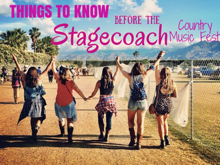 Things to Know Before Stagecoach Country Music Festival   <http://www.travelingspud.com/2015/10/22/things-to-know-before-the-stagecoach-country-music-festival/>