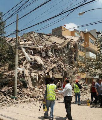 Al menos 79 muertos por terremoto en México