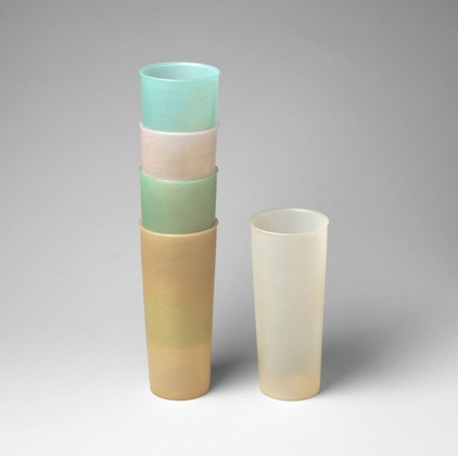 "Earl S. Tupper: ""Tupperware"" (1954) Polyethylene, MoMA Collection"