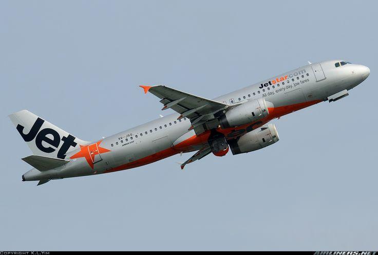 Jetstar Asia Airways 9V-JSC Airbus A320-232