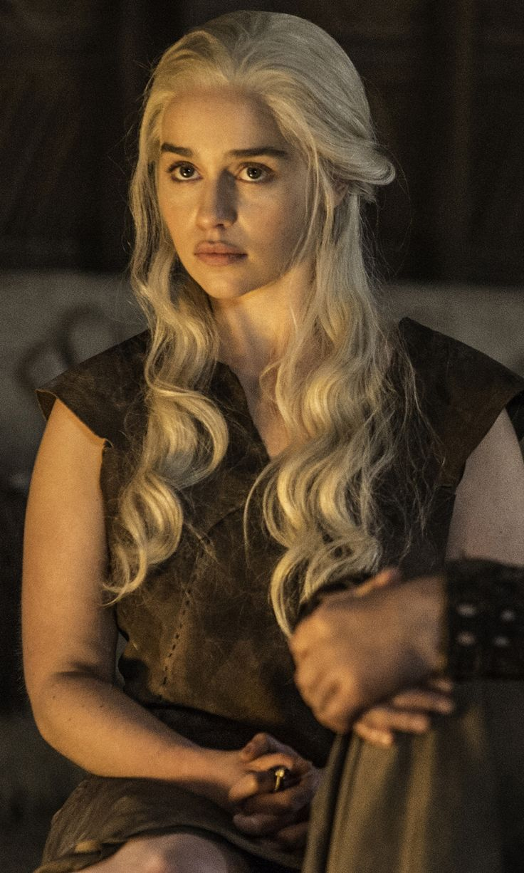 Emilia Clarke didn't want a body double for Daenery's fiery walk on Game of Thrones.
